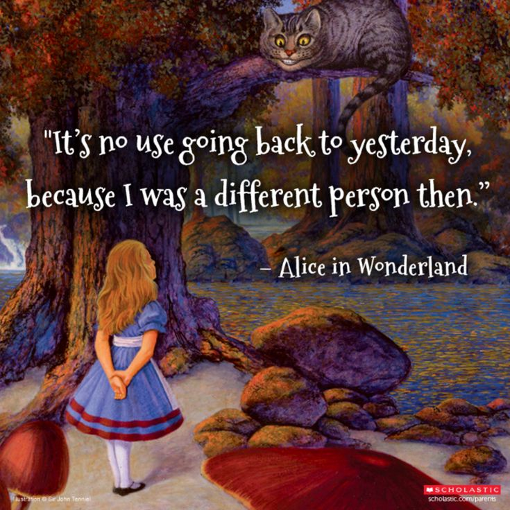 From Alice in Wonderland to Shel Silverstein, these are the 15 inspirational book and author quotes that Scholastic Parents followers loved the most in 2017.