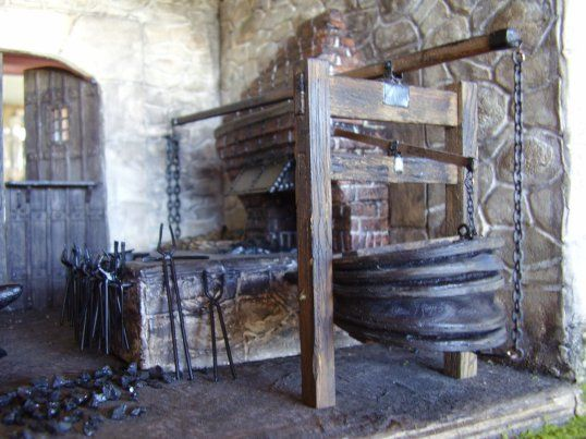 21 best images about Medieval Forge on Pinterest   Museums ...