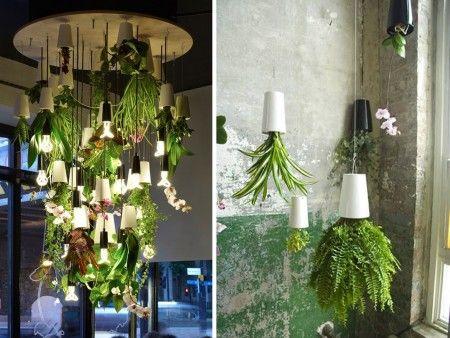 17 mejores ideas sobre plantas artificiales en pinterest for Jardines con plantas artificiales