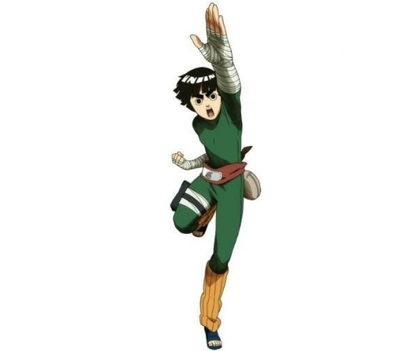 34 Best Images About Rock Lee On Pinterest