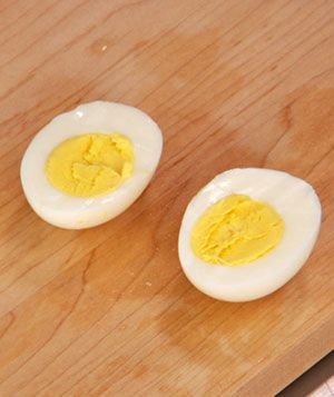 Making hard-boiled eggs is almost as easy as boiling water, if you know the right process. The gentle hard-boiling method shown in this video works every time.