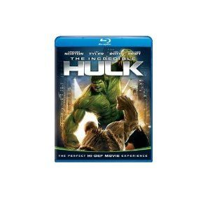 The Incredible Hulk (2008) ($7.56) http://www.amazon.com/exec/obidos/ASIN/B006WXHJNU/hpb2-20/ASIN/B006WXHJNU Overall though, good acting, amazing special effects, a great story, and fantastically choreographed fight scenes. - Edward Norton was great as well as the new Bruce Banner and played the role perfectly. - So if you like the comic book movies this one is a good choice for you... .
