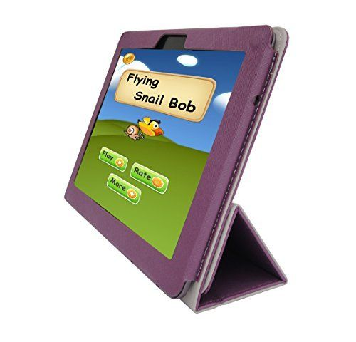 iShoppingdeals  for ASUS Transformer Pad Infinity TF700T Tablet Folding Folio Cover Case Plum Purple by iShoppingdeals * Read more reviews of the product by visiting the link on the image.Note:It is affiliate link to Amazon.