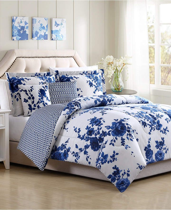 Bella 4 Pc Twin Comforter Set Bedding Queen Comforter Sets