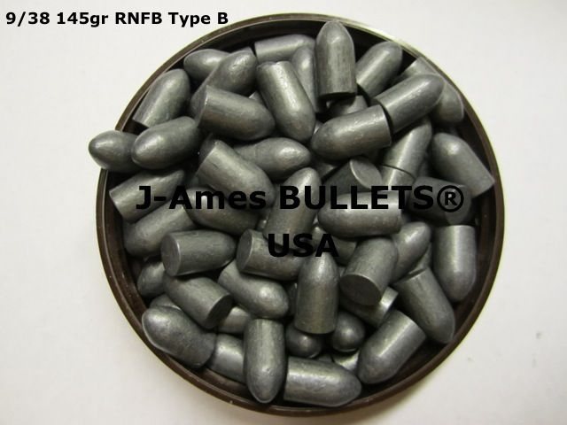 Polymer Jacketed Cast Lead Bullets for sale