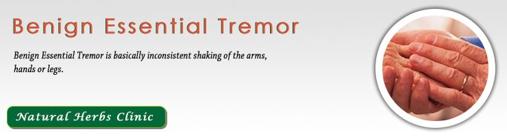 All that is to know about #benign #essential #tremor