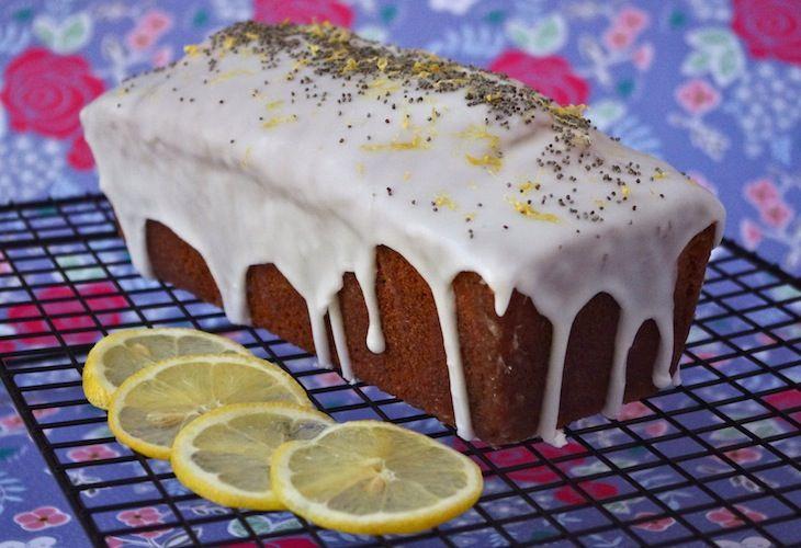 Le cake au citron parfait – Cake citron-pavot parfait