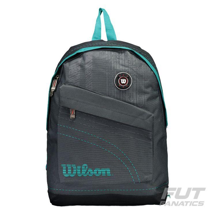 Mochila Wilson Ix13534c Somente na FutFanatics você compra agora Mochila Wilson Ix13534c por apenas R$ 79.90. Mochilas. Por apenas 79.90