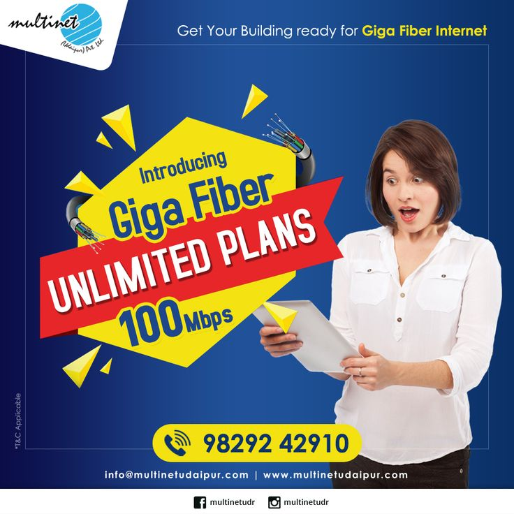 Unlimited Data Plans Data Speed Up to 10 Mbps, 20 Mbps, 30 ...