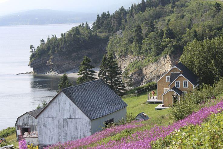 Tours de la Gaspésie - Idées de vacances en Gaspésie - Riôtel Hôtels sur mer