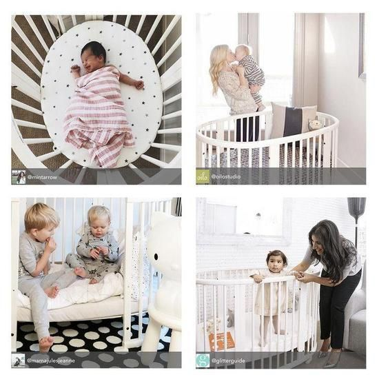 1099 best images about stokke sleepi crib bed on pinterest mattress round cribs and toddler bed. Black Bedroom Furniture Sets. Home Design Ideas
