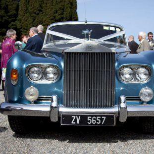 Rolls Royce Silver Cloud III Front View