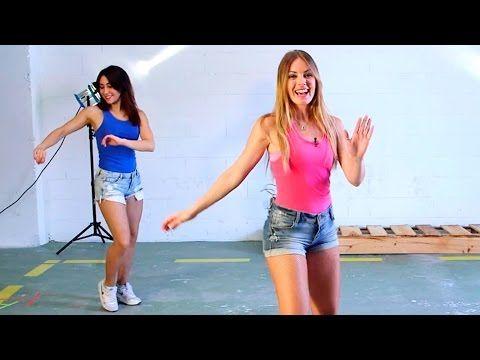 Cómo bailar samba | Paso básico - YouTube