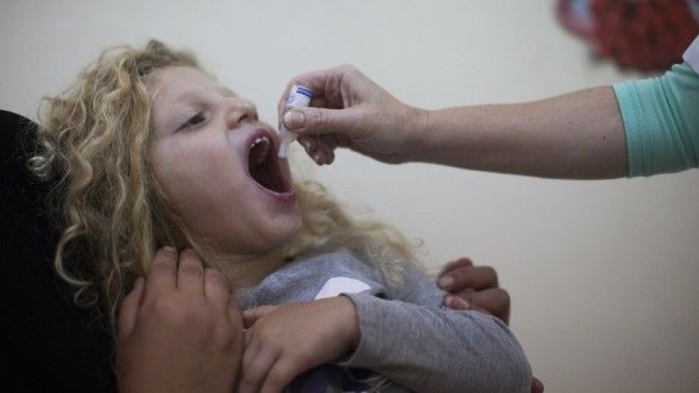 Polio vaccine debate hits High Court  As hundreds of thousands of children are inoculated against the virus, judges must decide whether the campaign is safe