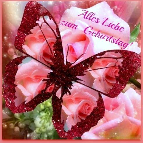 Alles Liebe zum Geburtstag! - ツ GeburtstagsBilder, Grußkarten und Geburtstagsgrüße ツ