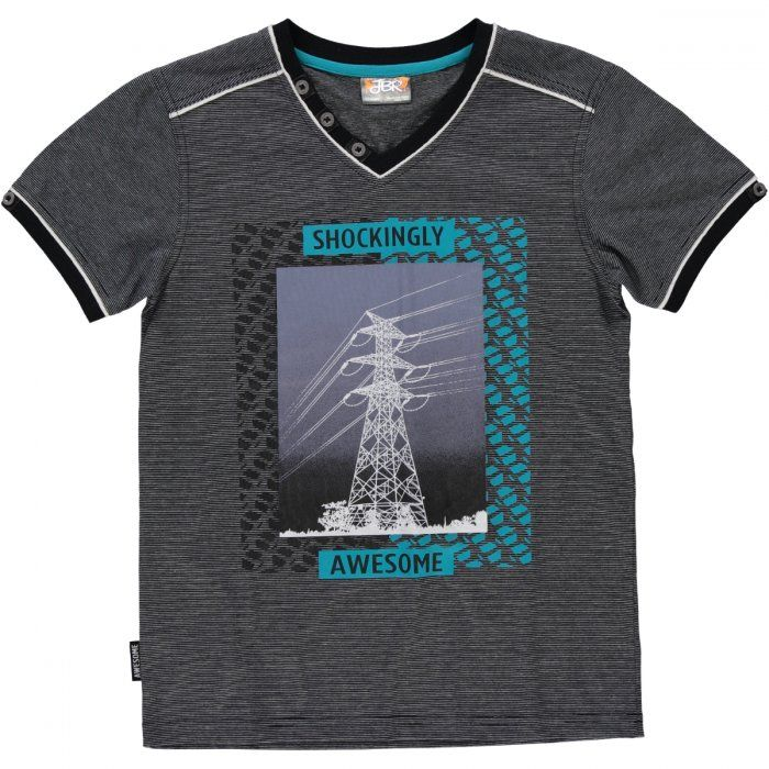 Shockingly awesome stripe t-shirt Image 1