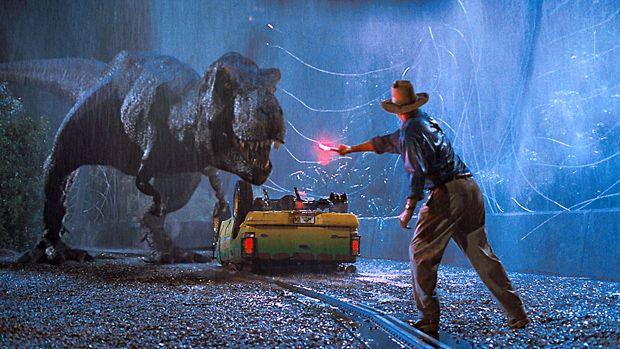 Jurassic Park in 3-D will leave goosebumps on your goosebumps ...