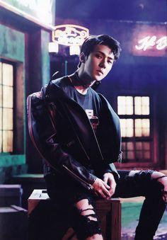 Something like bad boy?!