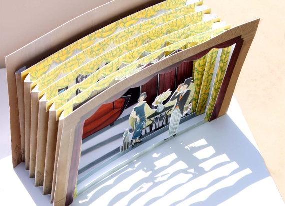 Theatre Paper Models