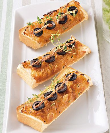山崎製パン | 世界の朝食 | レシピ ヨーロッパ | フランス共和国 ニース