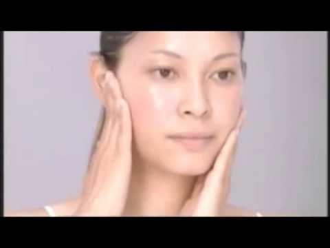 Японский массаж лица Асахи Зоган   Русская озвучка   Yukuko Tanaka's Face massage Zogan Asahi - YouTube