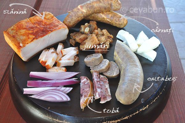Retete traditionale din porc pentru Craciun