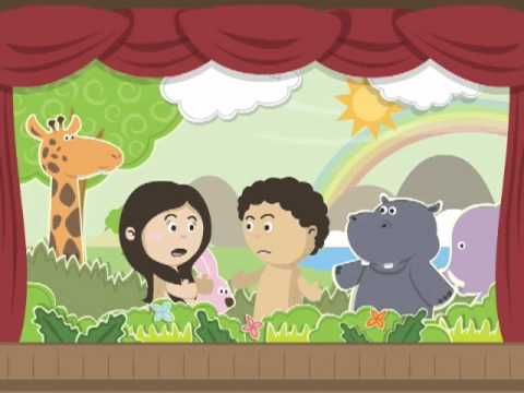 adam and eve 2 games for kids