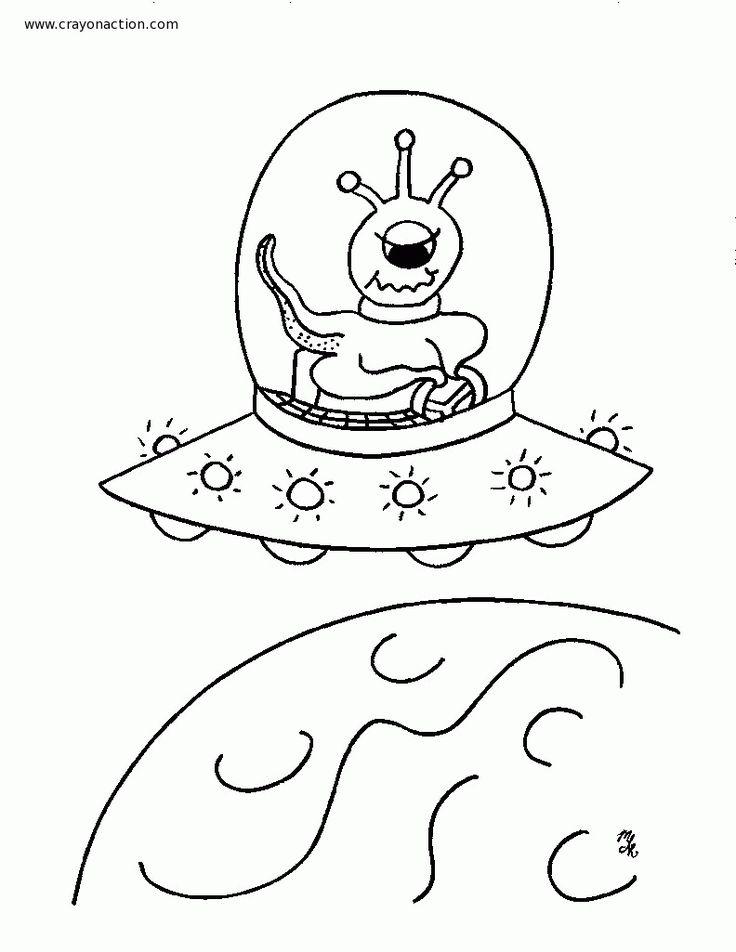 7 pics of alien planet coloring pages alien coloring pages az