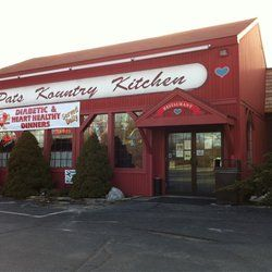 Pat's Kountry Kitchen -  Old Saybrook, CT