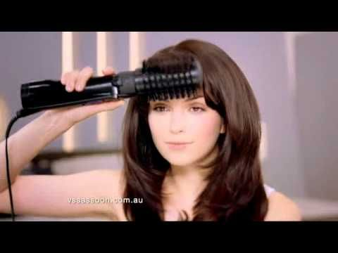 Learn how to create Big Hair with volume and style by using the VS Sassoon Big Hair Styler