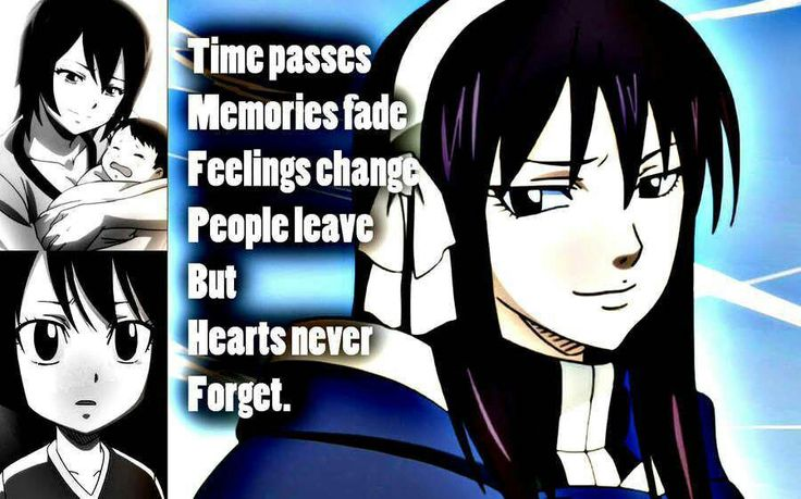 Ultear (Fairytail) | Anime Quotes | Pinterest | Fairytail