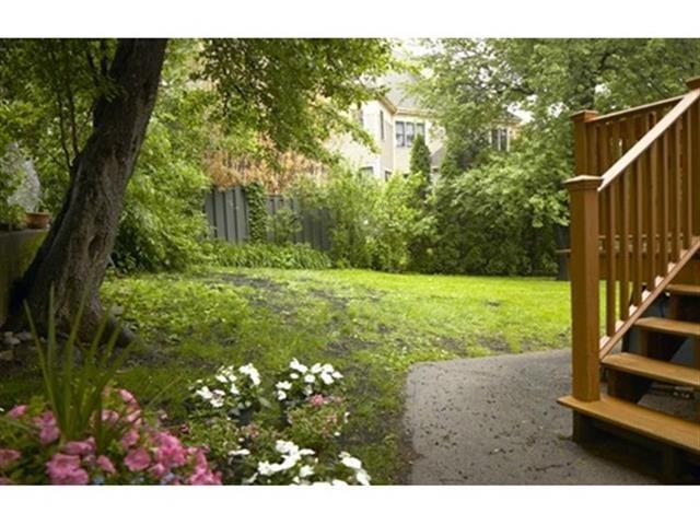 45 Lowell Street Garden Oasis #Somerville SomervilleRealEstate.com