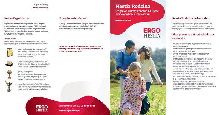 HESTIA Rodzina, Grupowe Ubezpieczenie na Życie Pracowników i ich Rodzin - Ubezpieczenia dla Ciebie, Twoich Bliskich i Biznesu