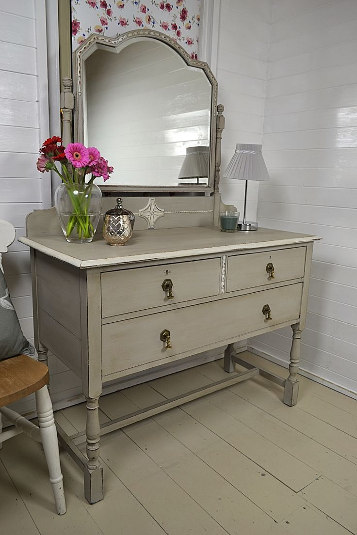 Painted Dressing Table ~ Best images about ascp french linen on pinterest