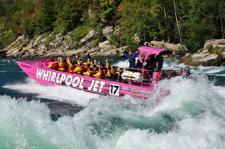 Just as Canada prepares to celebrate its 150th birthday this summer, Whirlpool Jet Boat Tours will mark a significant milestone of its own, its 25th season