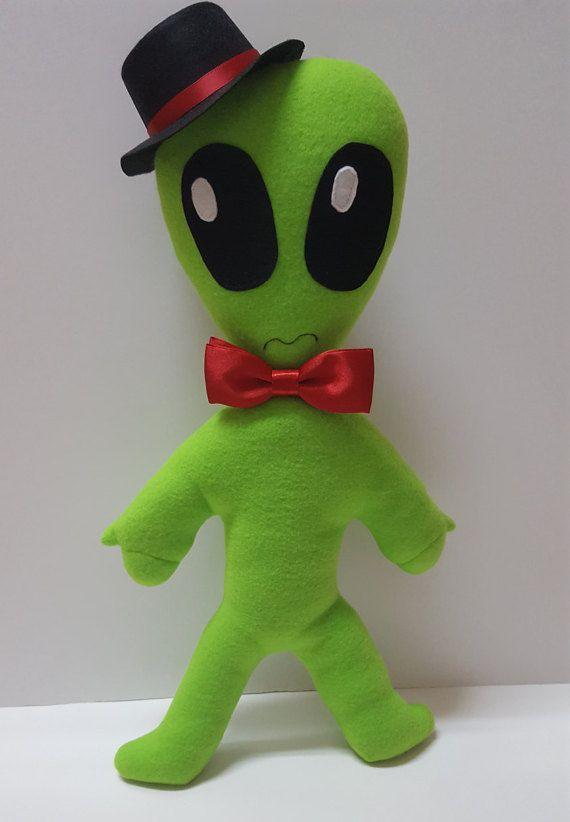 Steven Universum Peridot Alien Plüsch in Lebensgröße
