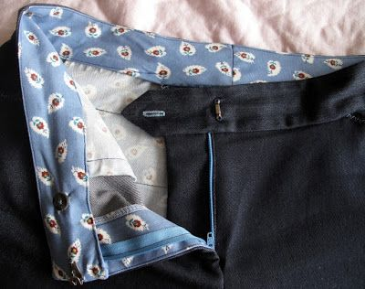 Thurlow pants