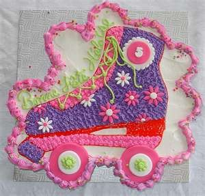 Image Search Results for roller skate cake