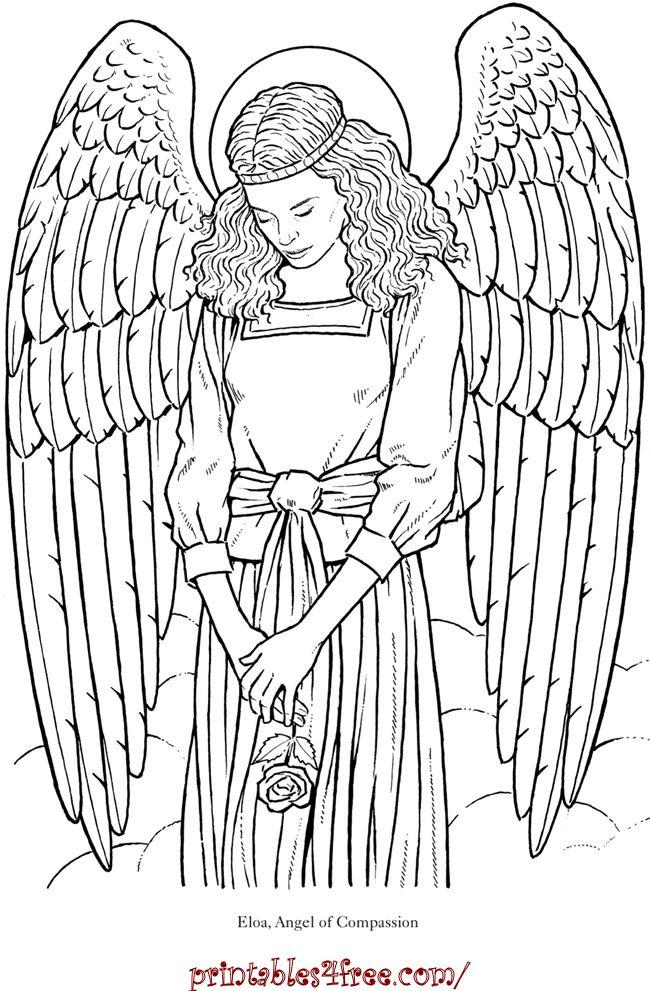 Eloa Angel Of Compassion 650x991