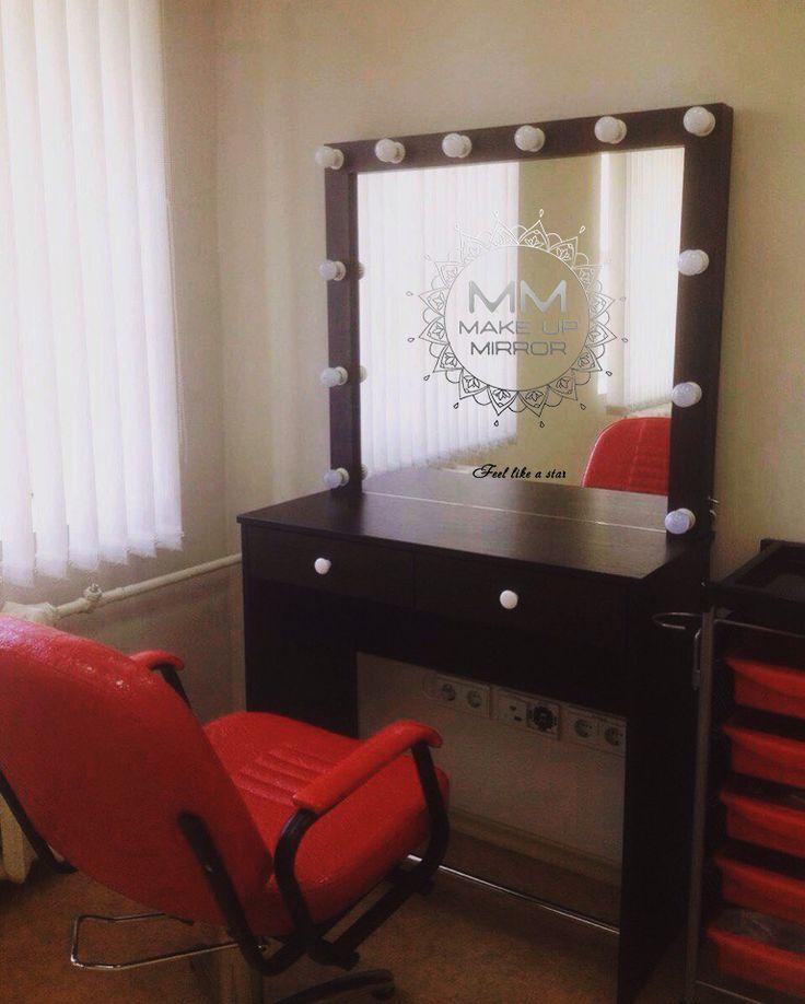 """""""Пешо ВЕНГЕ"""" - стол визажиста, парикмахера, а также столик для домашнего пользования! Размер стола 1600х900х400 мм Венге"""