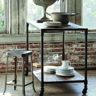 Kitchen Ideas Home Style Pinterest Wood Table Park