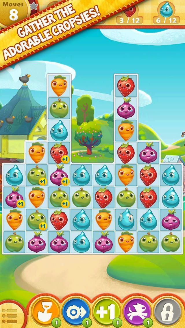 Farm Heroes Saga (ios) | AppCrawlr