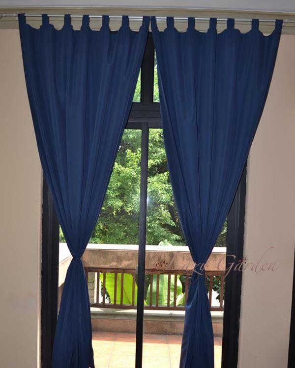 M s de 25 ideas incre bles sobre cortinas en azul marino en pinterest cortinas para dormitorio - Cortinas azul marino ...