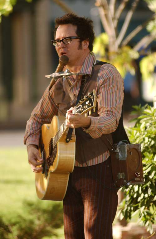 Grant Lee Phillips had the best imaginary job as the original Stars Hollow troubadour.