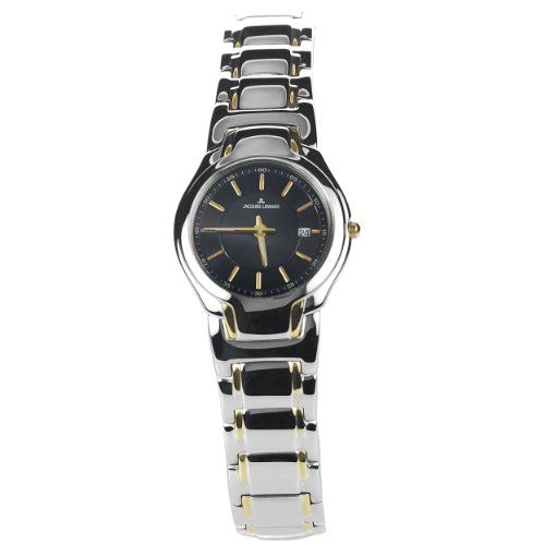 Jacques Lemans Stainless Steel Analog Link Watch  #JacqueLeman #Watch