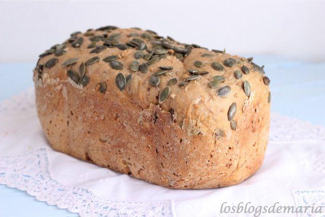 Pan de Calabaza | Comer con poco
