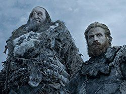 Ian Whyte and Kristofer Hivju in Game of Thrones (2011)