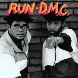 """Run-DMC, Run-DMC - """"It's good to be raw,"""" said Run, and the metallic guitar powering """"Rock Box"""" proved it when the song became the first rap video on MTV. Run-DMC's debut ditches party rhymes to codify B-boy style and make history, from the way they dress to their hard beats to the everyday subject matter of """"It's Like That."""""""