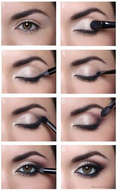Your eyes say a lot about you, it's where your glamorous charm comes from. Here are 16 of the best eye makeup ideas to do on your big day! #weddingmakeup #makeup
