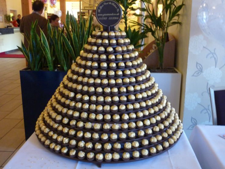 wedding cake stand hire peterborough 56 best ferrero rocher images on chocolate 25630